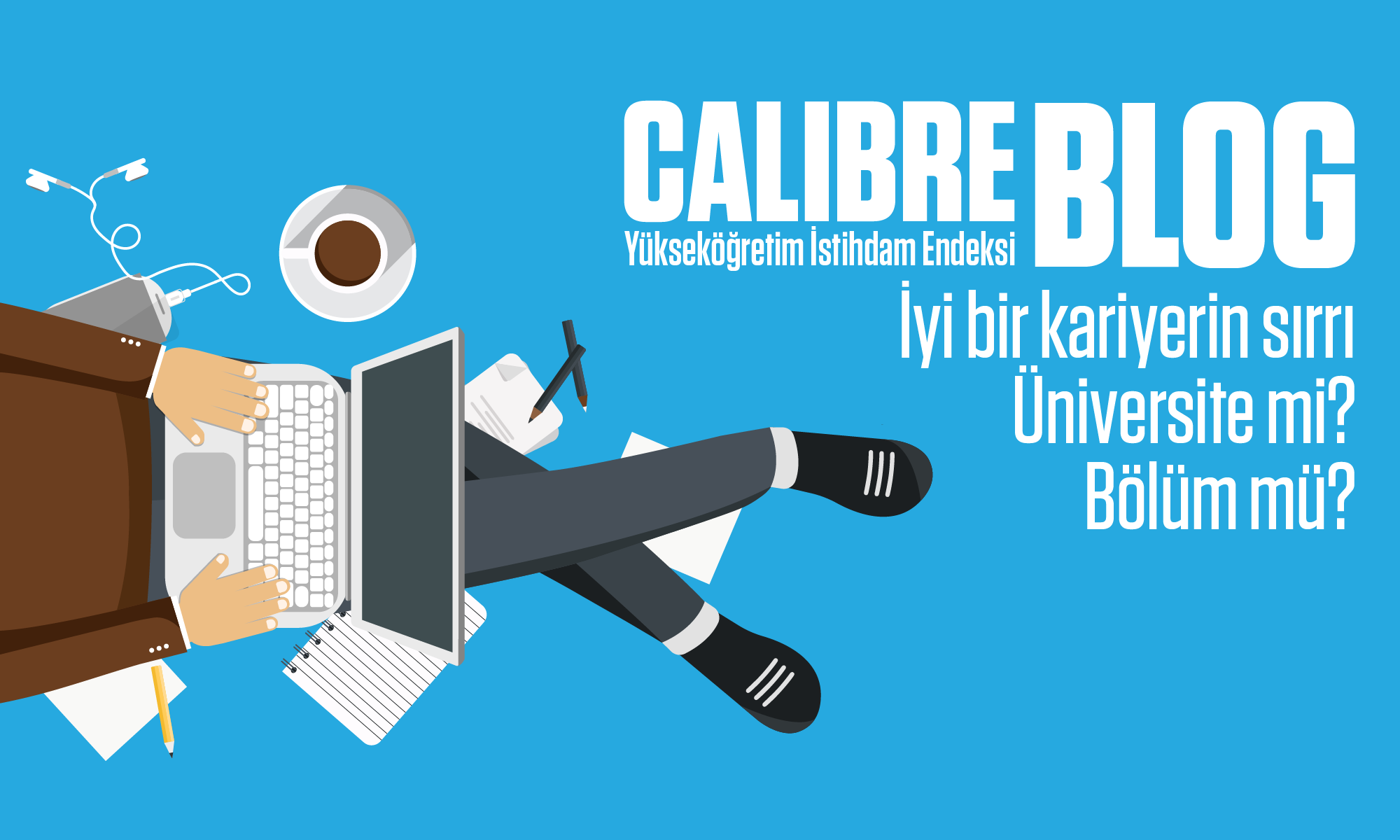 CALIBRE Blog